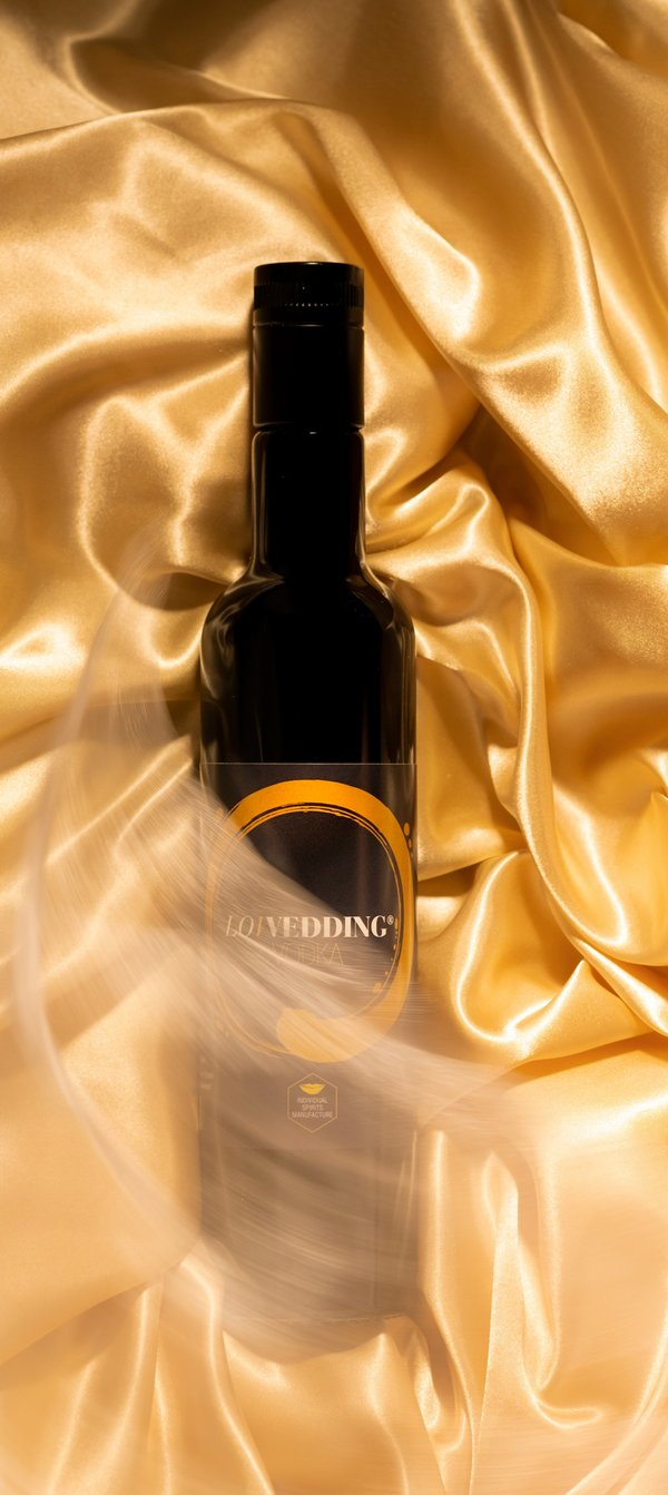 Vodka Lovedding - Individual Spirits Manufacture